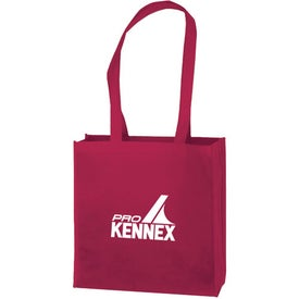 Small Tote Bag Printed with Your Logo