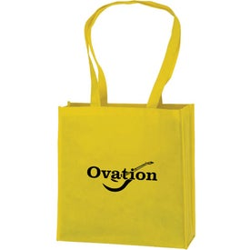 Small Tote Bag with Your Slogan