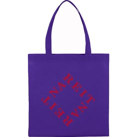 Small Zeus Tote Bag with Your Slogan