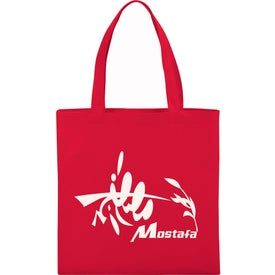 Small Zeus Tote Bag Printed with Your Logo