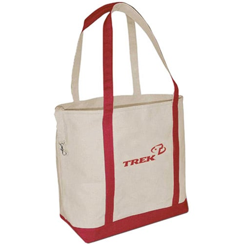 Small Accent Boat Tote Bag - Heavyweight Canvas