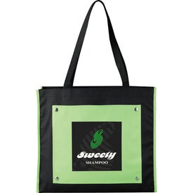 The Snapshot Tote Printed with Your Logo