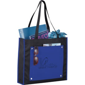 The Snapshot Tote Branded with Your Logo