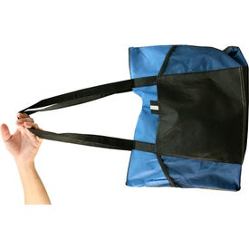 Branded Solutions Zippered Tote