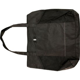 Imprinted Solutions Zippered Tote