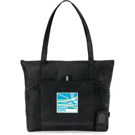 Solutions Zippered Tote for Customization