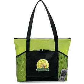 Solutions Zippered Tote