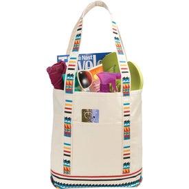 Southwest Cotton Tote Bag