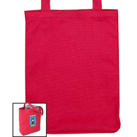 Soverna Colored Canvas Tote for Your Organization