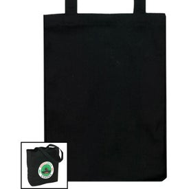 Soverna Colored Canvas Tote with Your Logo