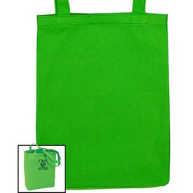 Soverna Colored Canvas Tote for Promotion
