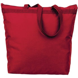 Promotional Spectrum Gusset Tote