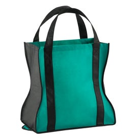 Spiffy Non Woven Tote Bag with Your Slogan