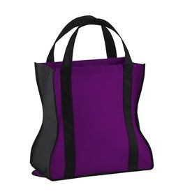 Imprinted Spiffy Non Woven Tote Bag
