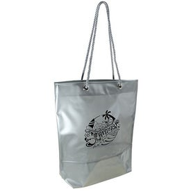 Monogrammed Splash Tote Bag
