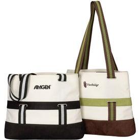 Montecito Grommet Tote Bag for Marketing