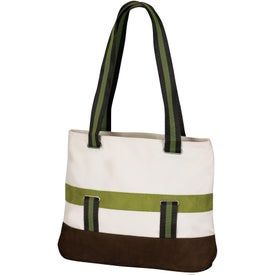 Montecito Grommet Tote Bag for Advertising