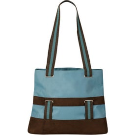 Montecito Grommet Tote Bag Branded with Your Logo