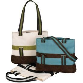 Custom Montecito Grommet Tote Bag