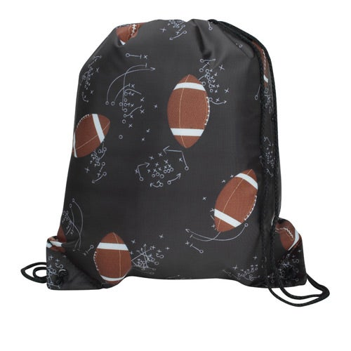 Sports League Drawcord Tote