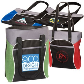 Sportsman Mesh Tote Imprinted with Your Logo