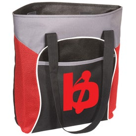 Sportsman Mesh Tote for Advertising