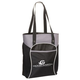 Sportsman Mesh Tote with Your Slogan