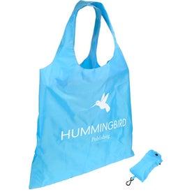 Promotional Spring Sling Folding Tote Bag