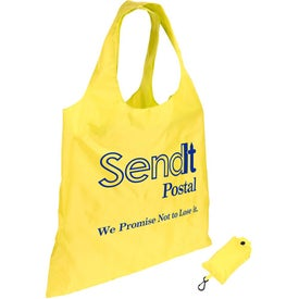 Spring Sling Folding Tote Bag for Your Company