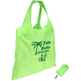 Spring Sling Folding Tote Bag for Customization