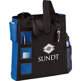 Square Tote Branded with Your Logo
