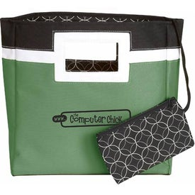 Squared Away Mini Tote Bag for Promotion