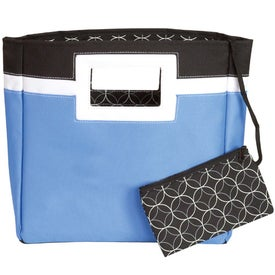 Squared Away Mini Tote Bag for Your Church