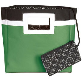 Squared Away Mini Tote Bag for Your Company