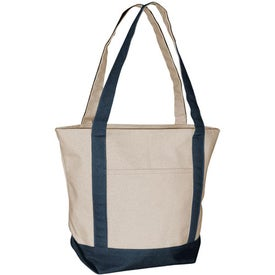 Printed Standard Boat Tote Bag - Heavyweight Canvas
