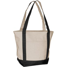 Standard Boat Tote Bag - Heavyweight Canvas Imprinted with Your Logo