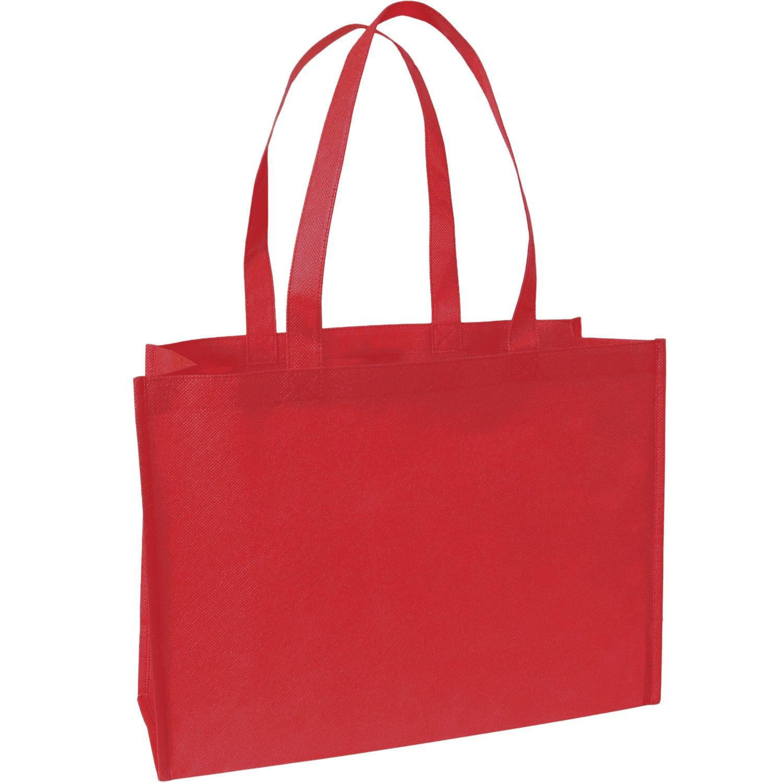 Eco friendly non woven tote bag medium personalized