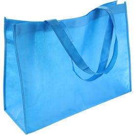 Custom Eco-Friendly Non Woven Tote Bag