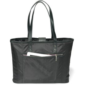 Monogrammed Stella Computer Totefolio Bag