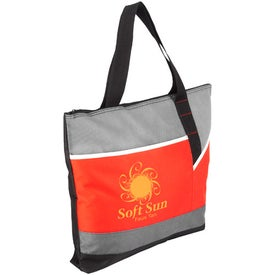Storm Streak Ultra Tote Bag with Your Slogan