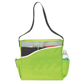 Stow and Go Tote with Your Slogan