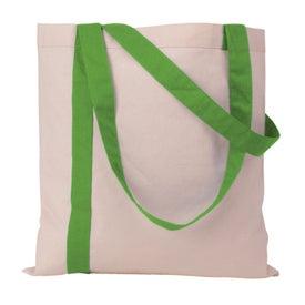 Company Striped Economy Tote Bag