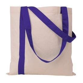 Striped Economy Tote Bag Giveaways