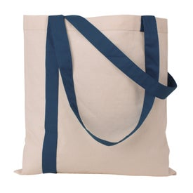 Striped Economy Tote Bags