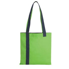 Striped Magazine Tote for your School