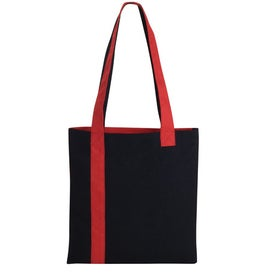 Striped Magazine Tote for Your Organization