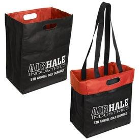 Custom Stronghold Reversible Tote Bag