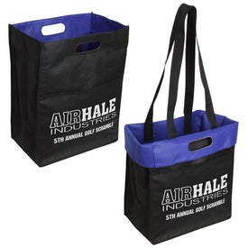 Stronghold Reversible Tote Bag for Advertising