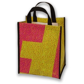 Structured Billboard Tote Bags