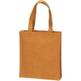 Promotional Sueda Tote Bag